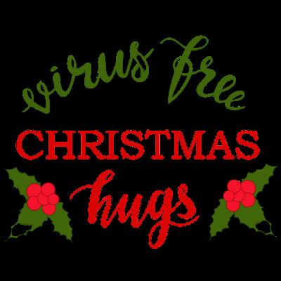 Virus Free Christmas Hugs