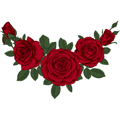 Rose Collar