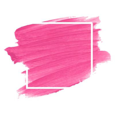 Pink Text Backdrop