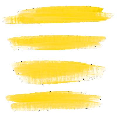 Yellow Text Backdrop