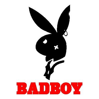 Mauvais garçon Playboy Lapin