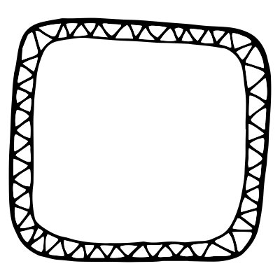 Double Lines Frame