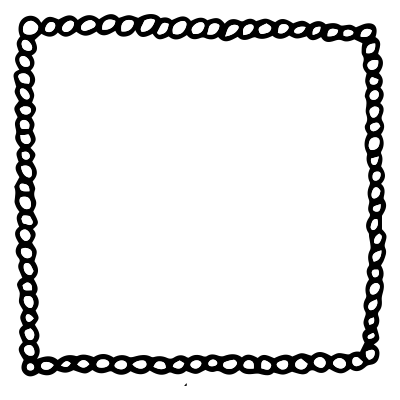 Doted Frame Border