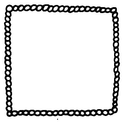 Doted Frame Border