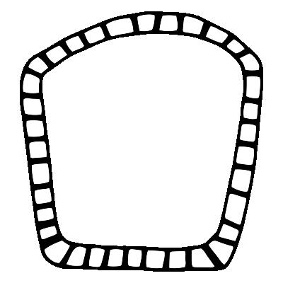 Basket Style Frame