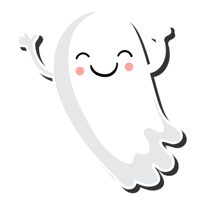 Happy Ghost