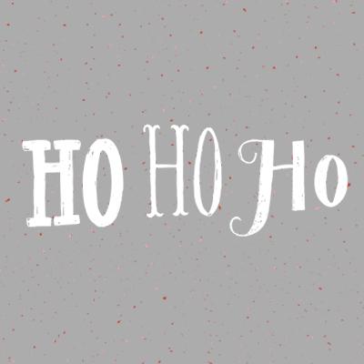 Ho Ho Ho Multi-Font