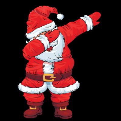 Père Noël Dab