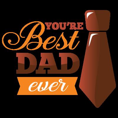 Tu es le meilleur papa de tous les temps