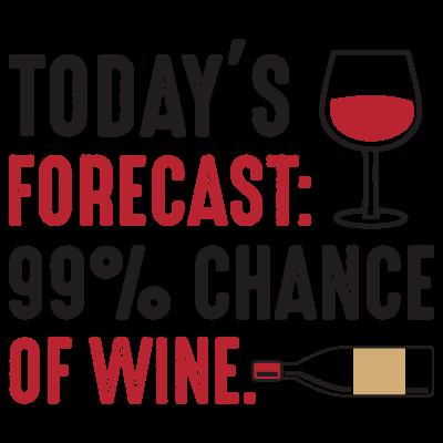 Prévisions D'aujourd'hui 99 De Chance De Vin