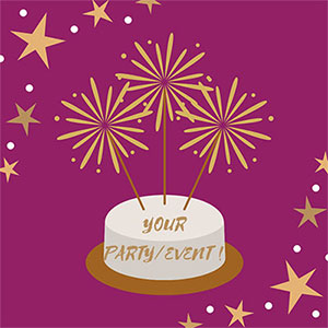 Your Party/Event