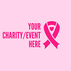 Your Charity/Event Here