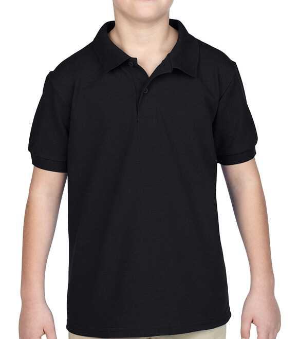 YOUTH PIQUE SPORT SHIRT