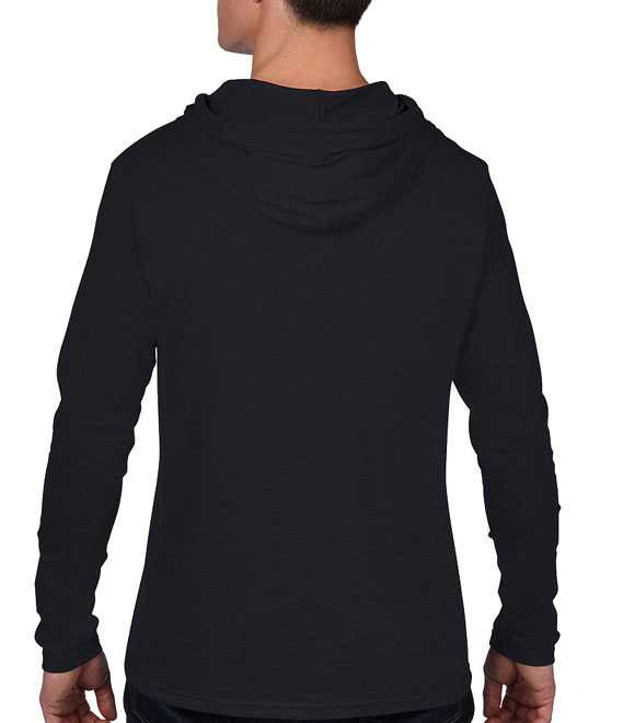 LIGHTWEIGHT LONG SLEEVE HOODED TEE