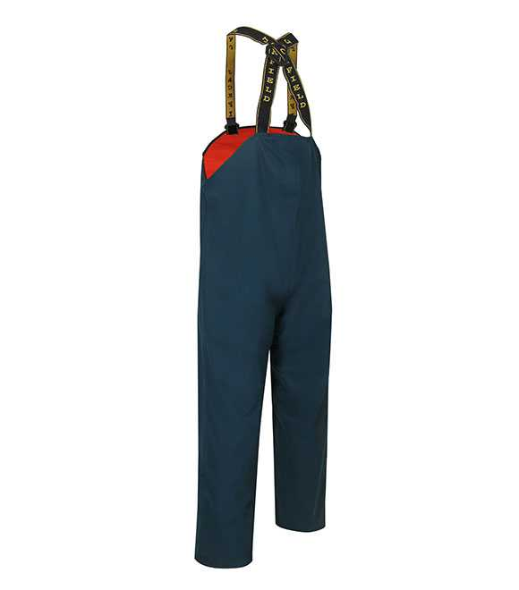 PANTALON BIB IMPERMÉABLE EN NYLON