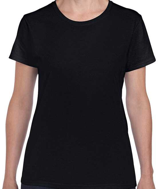SEMI-FITTED LADIES T-SHIRT