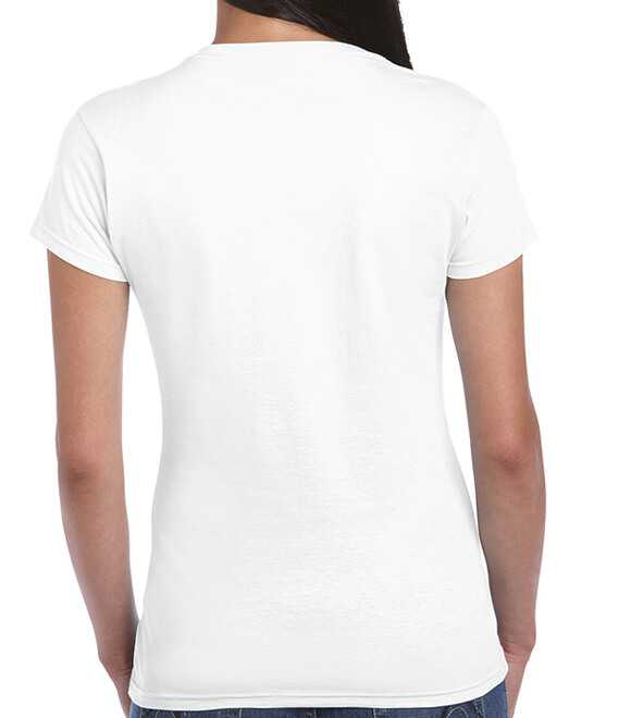 LADIES SOFTSTYLE T-SHIRT