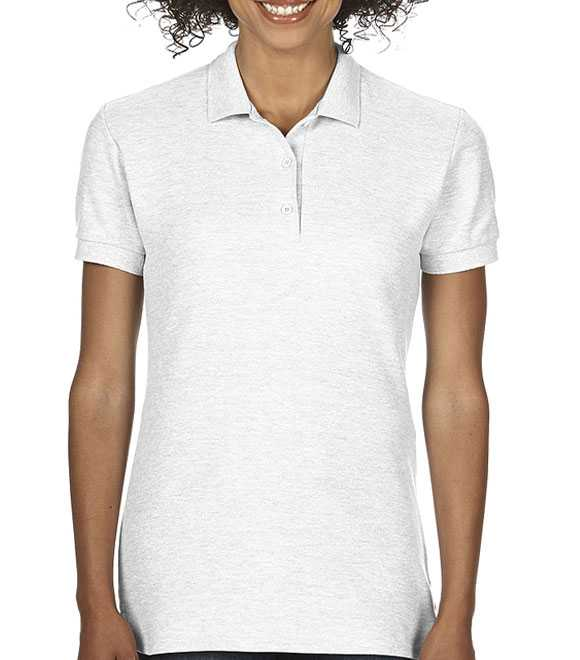 LADIES PREMIUM COTTON PIQUE SPORT SHIRT