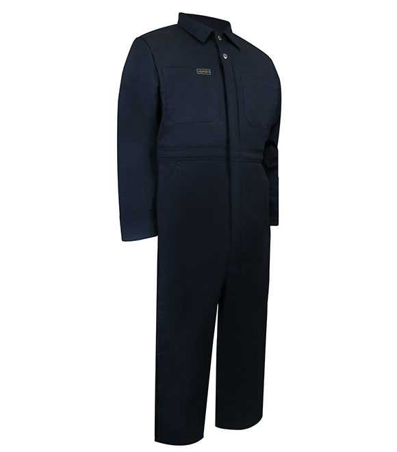 QUILTED COVERALL WITH ZIPPER ON THE LEGS
