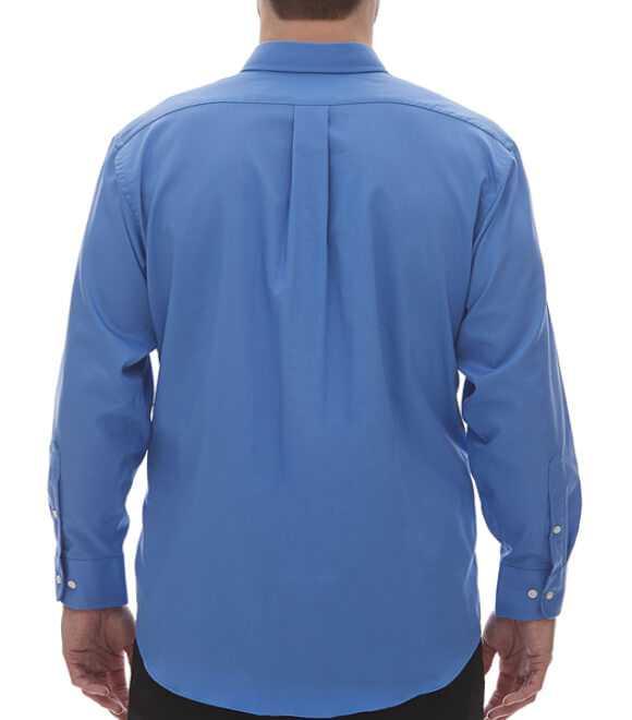 MEN L/S DRESS TWILL SHIRT