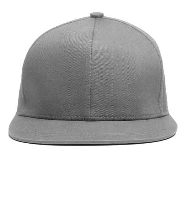 FIVE-PANEL WOOL BLEND SNAPBACK